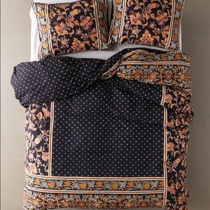 ISO Auden King Duvet Cover Urban Outfitters